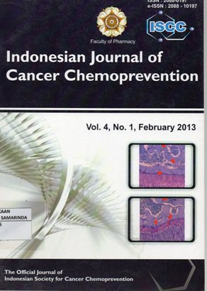 ISCC vol.6 No.1 February 2015 ; Indonesian journal of cancer chemoprevention