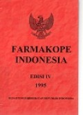 Farmakope Indonesia ; 4